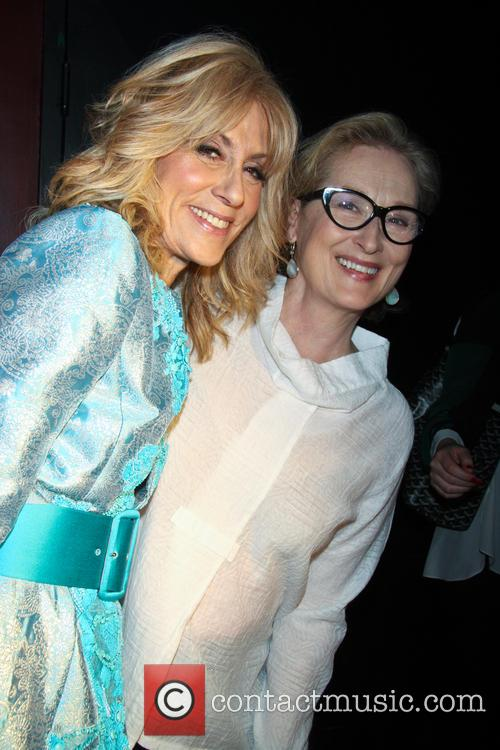 Judith Light and Meryl Streep 5