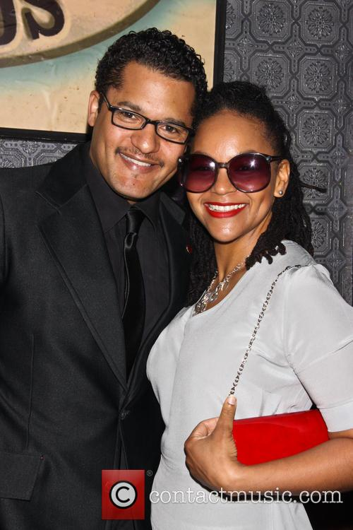 Brandon J. Dirden, Crystal A. Dickinson, Webster Hall