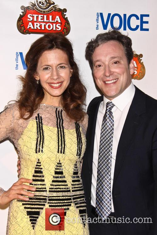 Jeremy Shamos and Jessica Hecht 2