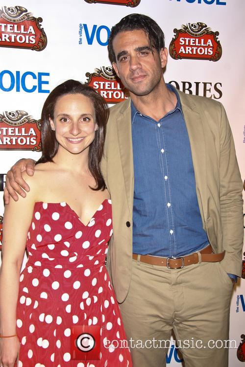 Tracee Chimo and Bobby Cannavale 2