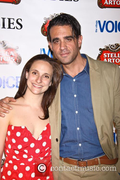 Tracee Chimo and Bobby Cannavale 1