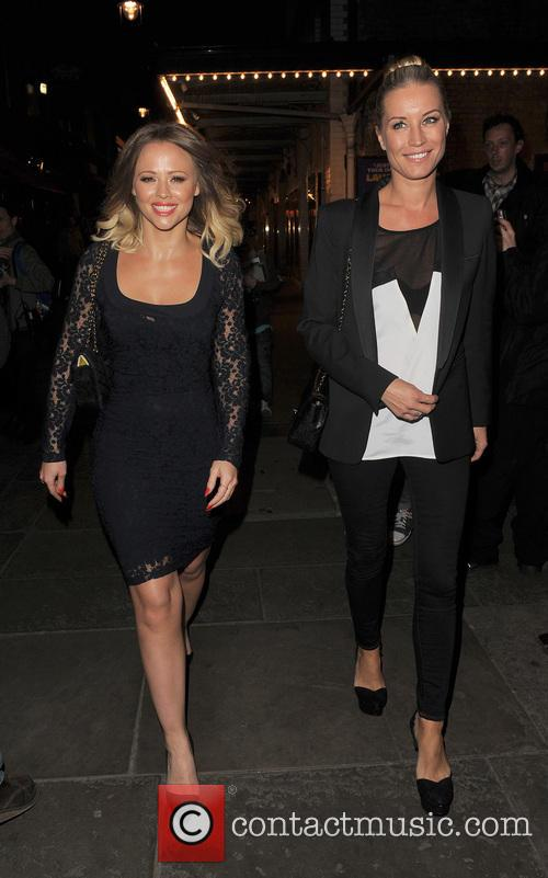 Kimberley Walsh and Denise Van Outen 20