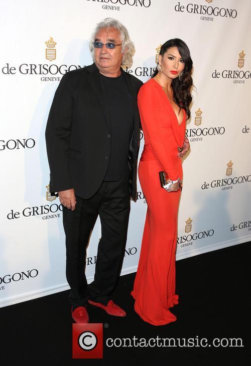 Flavio Briatore and Elisabetta Gregoraci 2