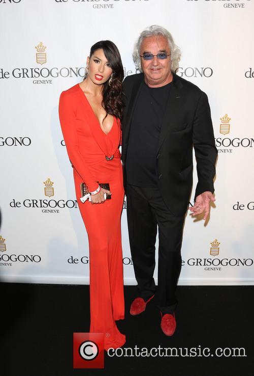 Flavio Briatore and Elisabetta Gregoraci 1