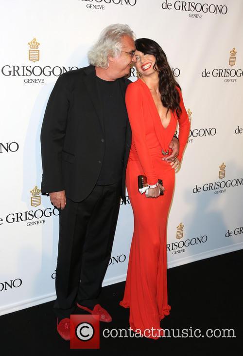 Flavio Briatore and Elisabetta Gregoraci 3