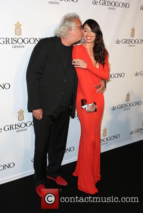 Flavio Briatore and Elisabetta Gregoraci 4