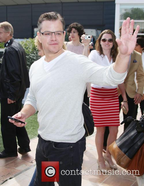 Matt Damon, Cannes Film Festival