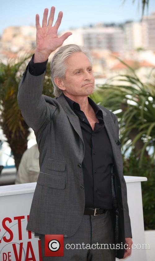 michael douglas behind the candelabra photocall 3678559