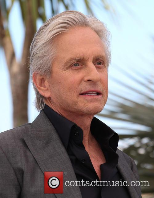 michael douglas behind the candelabra photocall 3678518