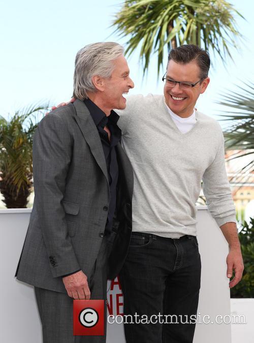 Michael Douglas, Matt Damon, uk, Cannes Film Festival