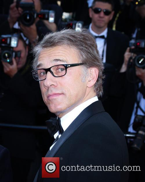 christoph waltz behind the candelabra premiere 3679175