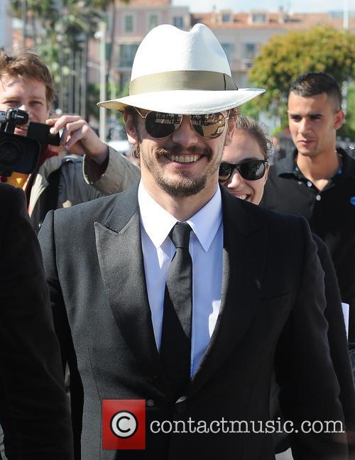 James Franco Cannes