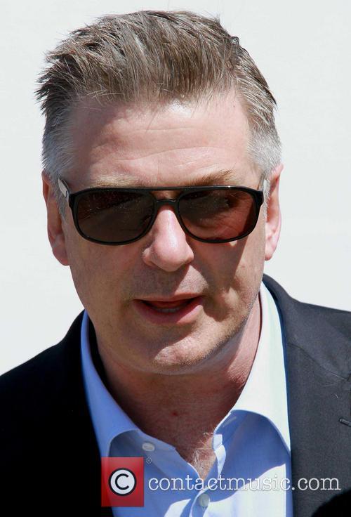 Alec Baldwin, Cannes Film Festival