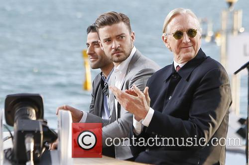 Justin Timberlake and T-bone Burnett 3