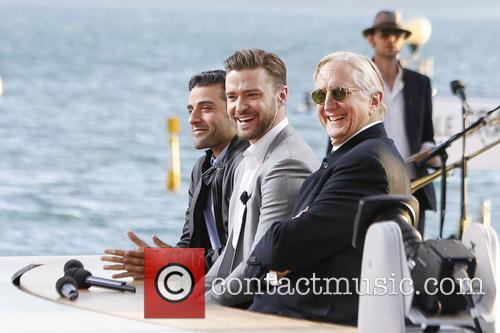 Justin Timberlake and T-Bone Burnett appear on the...