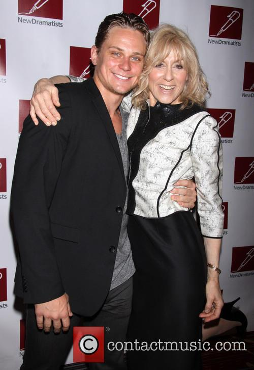 Billy Magnussen and Judith Light 2