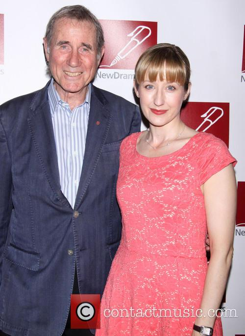 Jim Dale and Lauren Ward 2