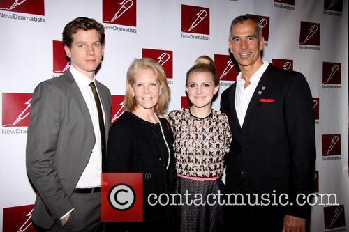 Stark Sands, Daryl Roth, Annaleigh Ashford, Jerry Mitchell