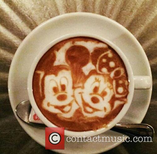 Coffee Latte Art 4