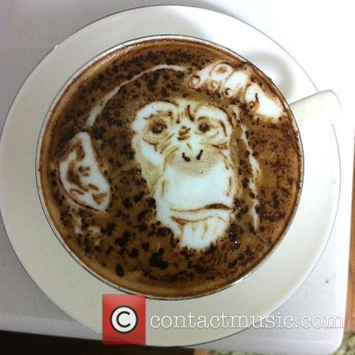 Coffee Latte Art 7