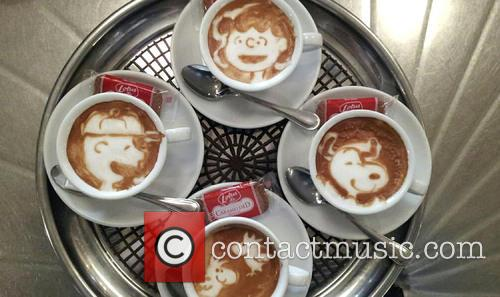 Coffee Latte Art 8