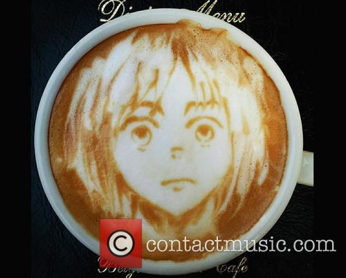 Coffee Latte Art 9