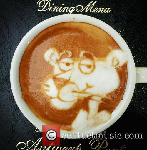 Coffee Latte Art 1