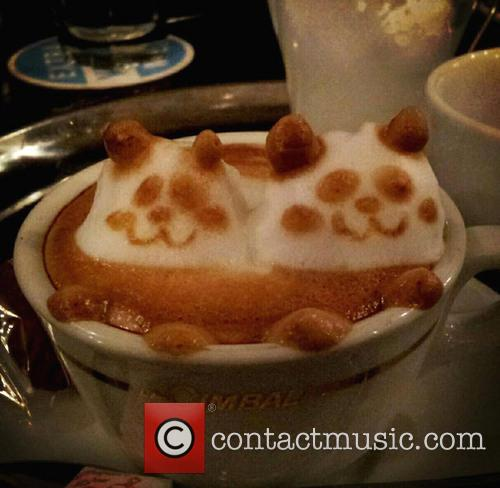 Coffee Latte Art 15