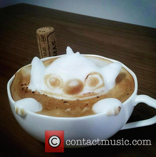 Coffee Latte Art 19