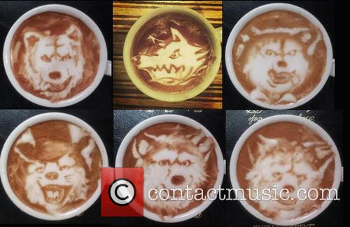 Coffee Latte Art 25