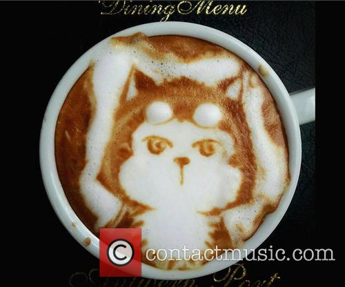 Coffee Latte Art 26
