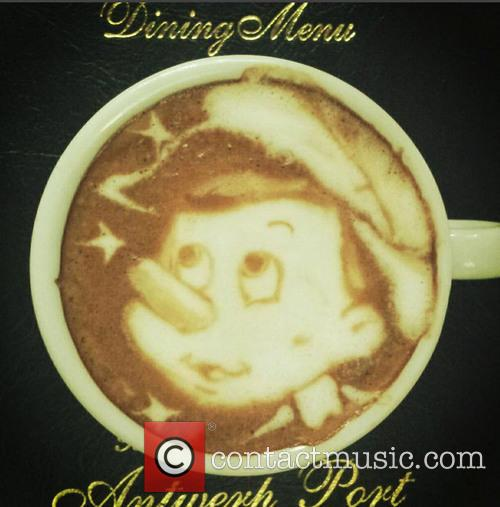 Coffee Latte Art 30