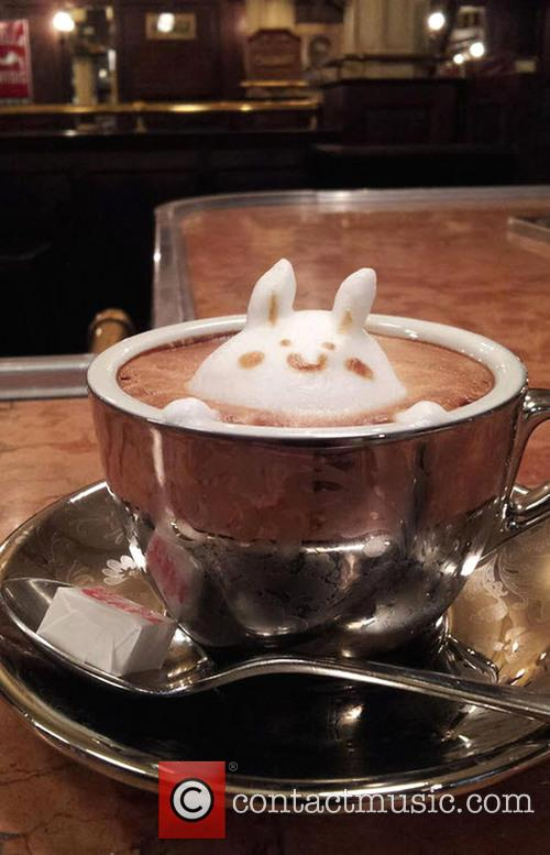 Coffee Latte Art 31