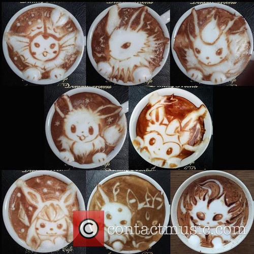 Coffee Latte Art 41