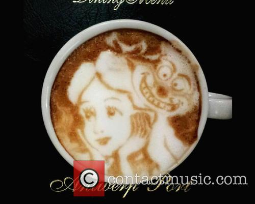 Coffee Latte Art 42