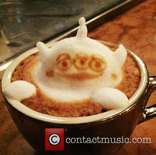 Coffee Latte Art 46