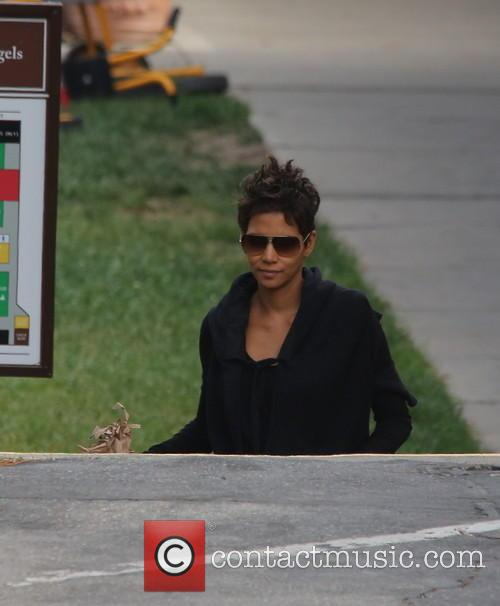 halle berry a pregnant halle berry brings 3679056