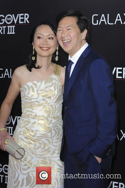 Ken Jeong and Tran Jong 1