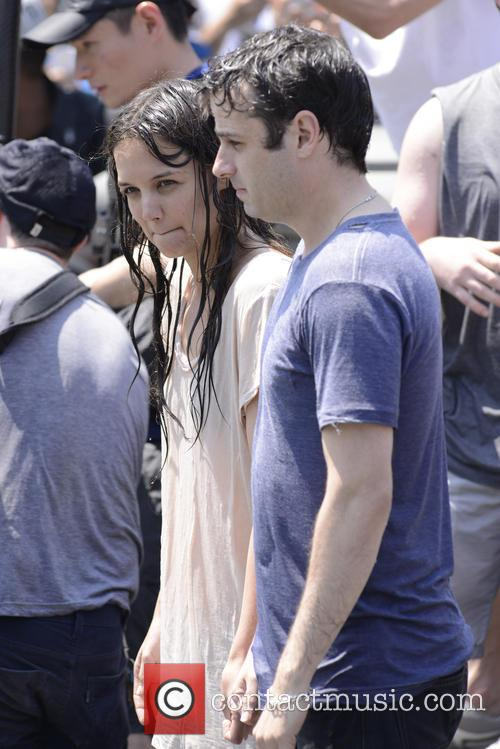 Katie Holmes and Luke Kirby 2