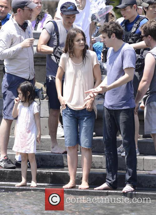 Katie Holmes and Luke Kirby 1