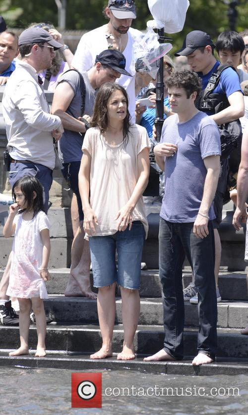 Katie Holmes and Luke Kirby 5