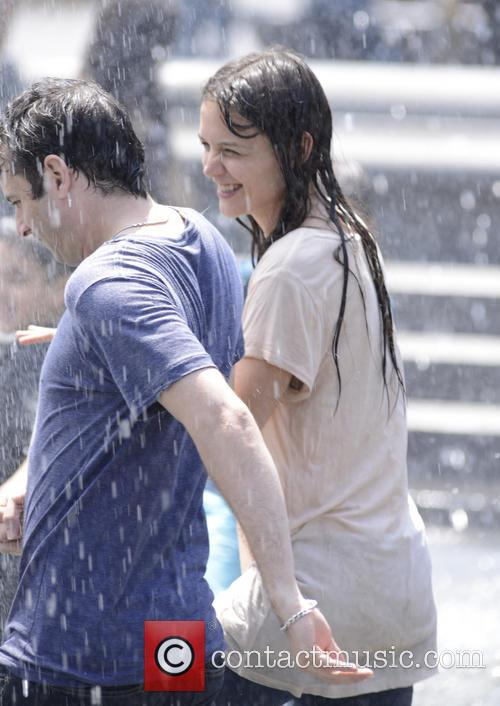 Katie Holmes and Luke Kirby 6