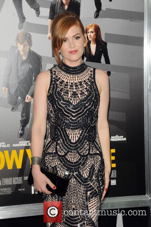 NY Premiere of Now You See Me