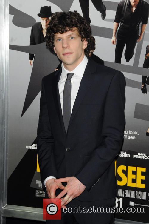jesse eisenberg ny premiere of now you 3679647