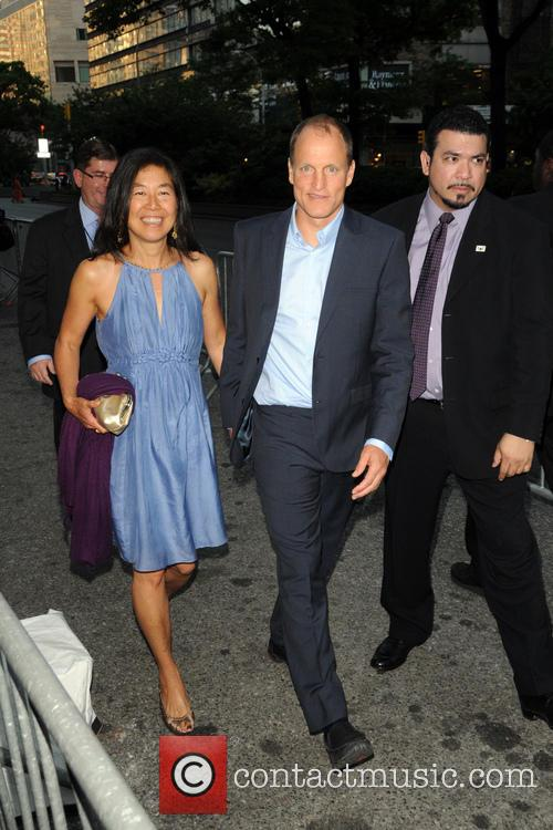 Laura Louie and Woody Harrelson 3