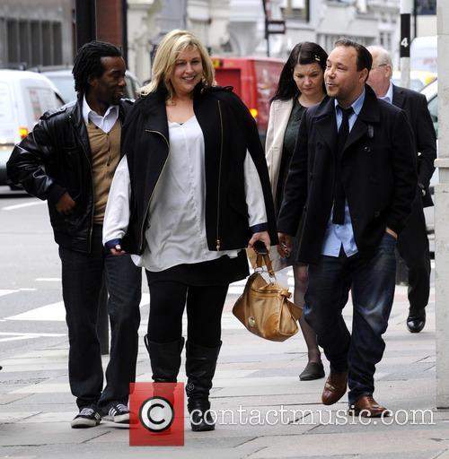 stephen graham celebs at bbc radio 2 3678679