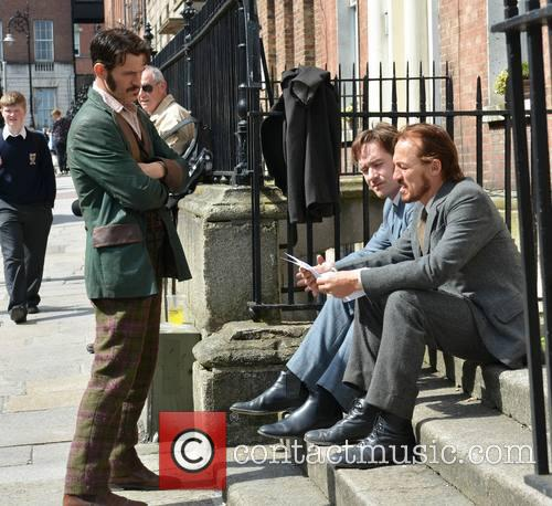 Jerome Flynn, Matthew Mcfadyen and Adam Rothenberg 3