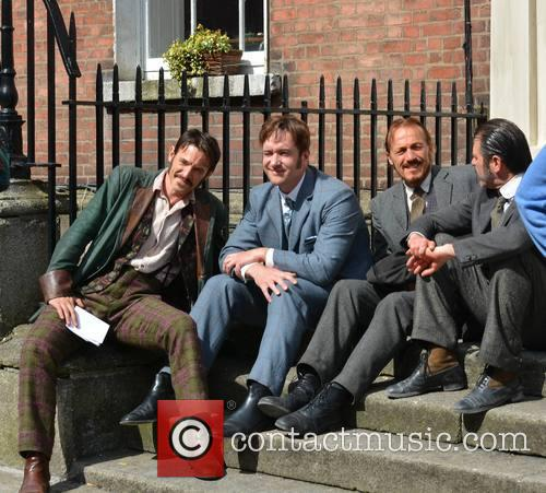 Jerome Flynn, Matthew Mcfadyen and Adam Rothenberg 1