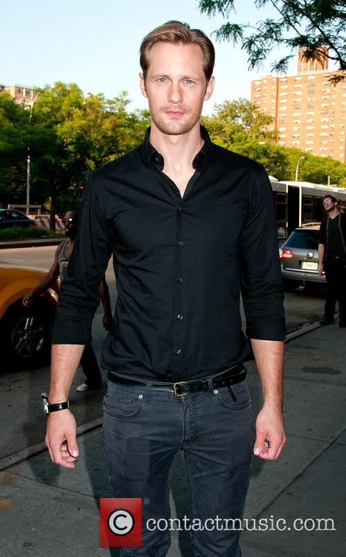 Alexander Skarsgard, Landmark Sunshine Theater  NY