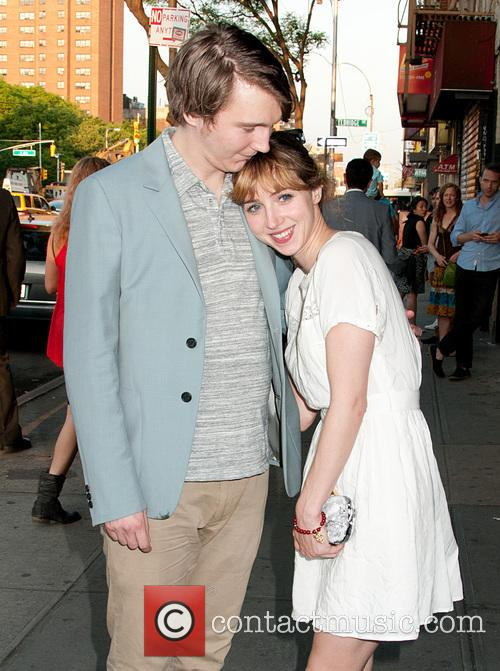 Zoe Kazan, Paul Dano, Landmark Sunshine Theater  NY